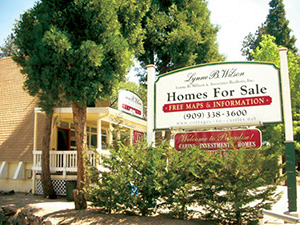 Lake Gregory Crestline Realty Office of Lynne B. Wilson and Associates