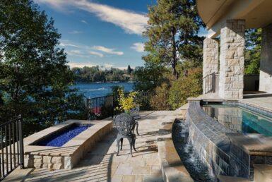 Lake Front Estate!